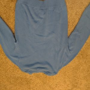 Chaps Sweaters - Blue chaps sweater